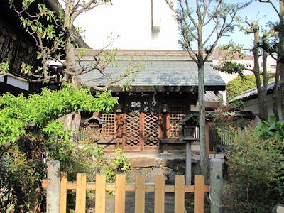 京都大神宮旧神宮遙拝所