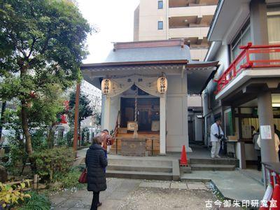 妻恋神社社殿