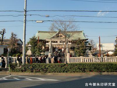 紀州神社社頭