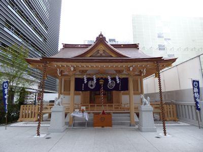 福徳神社 福徳神社(ふくとく じんじゃ) 正式名称:福徳神社 通称:芽吹神社 御... 古今御朱