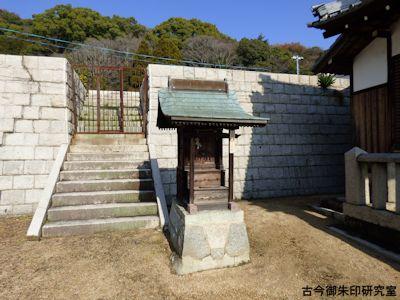 五宮神社猿田彦社
