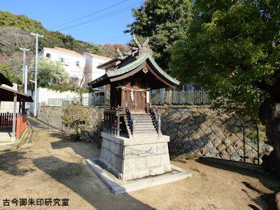 五宮神社出雲社