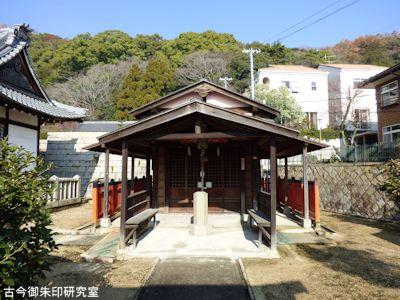 五宮神社岩松稲荷社