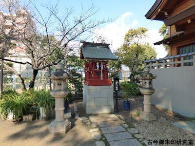 魚崎八幡宮神社松尾神社