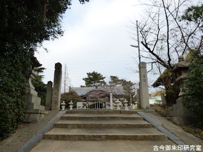 林神社(明石)