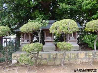 林神社(明石)境内社