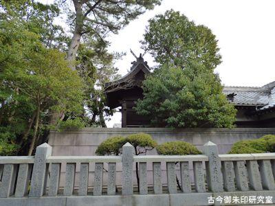 林神社(明石)本殿