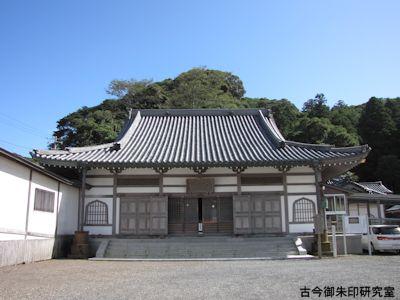小湊誕生寺本堂