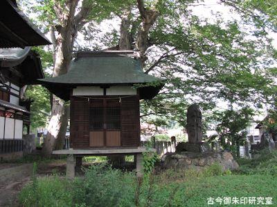 湯福神社境内社
