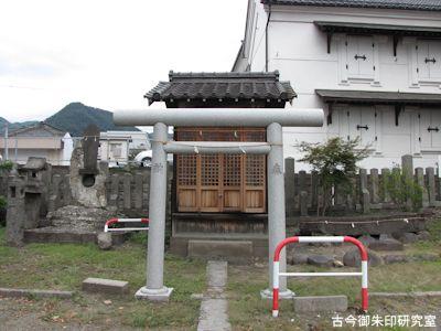 武井神社境内社松尾神社