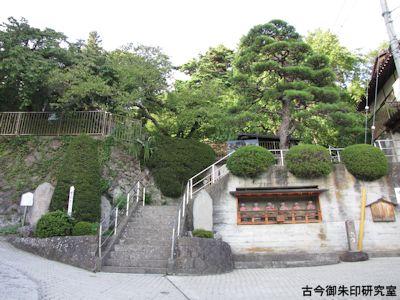 往生寺前景