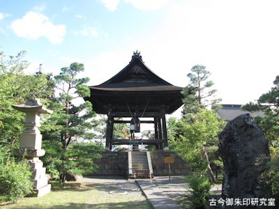 往生寺鐘楼