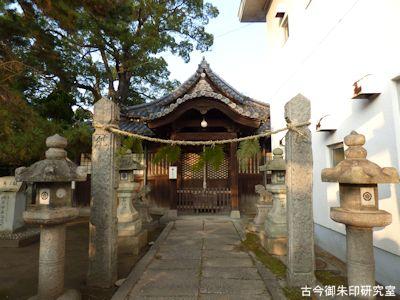 高砂神社、摂社尉姥神社
