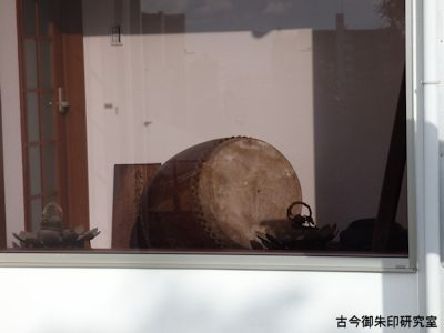 明石神社「明石城太鼓」