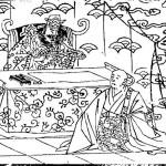 閻魔大王と徳道上人