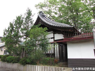 加茂神社(長野)本殿
