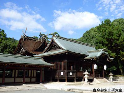 延広八幡宮社殿
