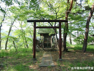 彦神別神社(長野)木匠祖神社