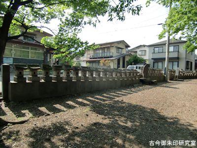 美和神社(長野)境内百末社