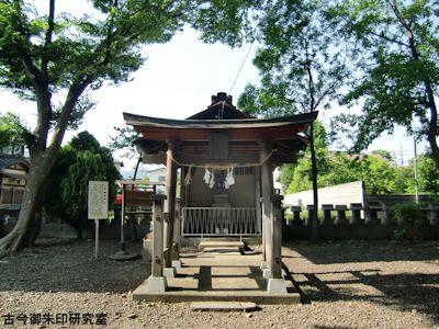 美和神社(長野)青麻神社