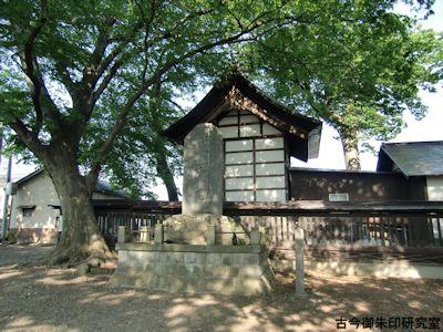 美和神社(長野)本殿