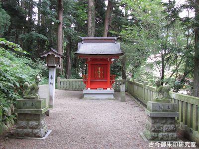 飛騨一宮稲荷神社