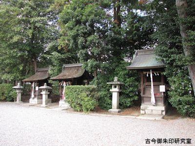 三尾神社境内社
