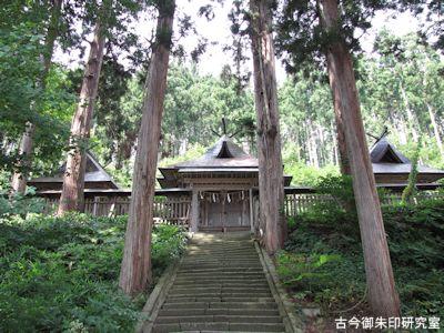 新宮熊野神社本殿