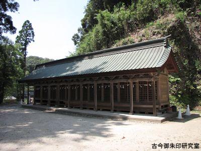 高瀧神社境内社