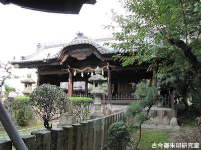 大神社祭文殿