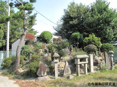 川曲神社御嶽社
