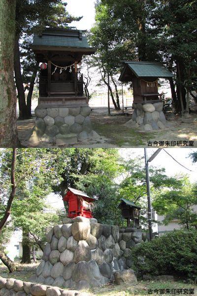 川曲神社境内社
