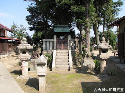 大神神社招魂社
