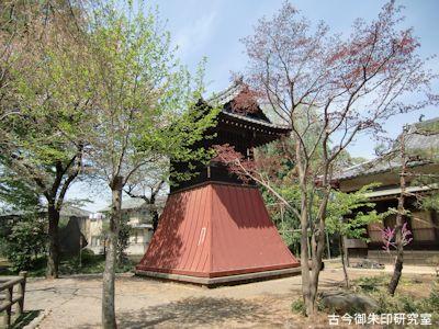 広瀬神社太鼓楼