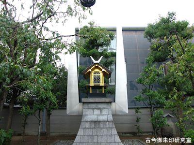 道祖神社本殿