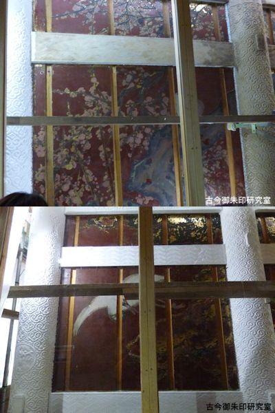 日光東照宮陽明門の壁画