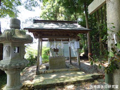 掛川神社手水舎