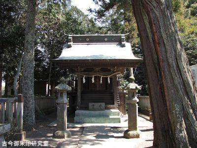 鶴谷八幡宮摂社・若宮八幡神社