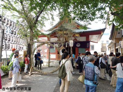 浅草冨士浅間神社