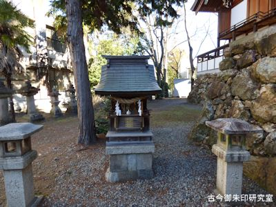 一心龍王神社