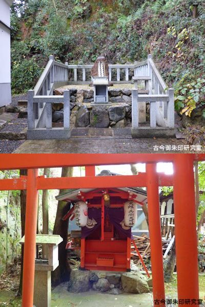 吉兵衛神社・太郎兵衛神社