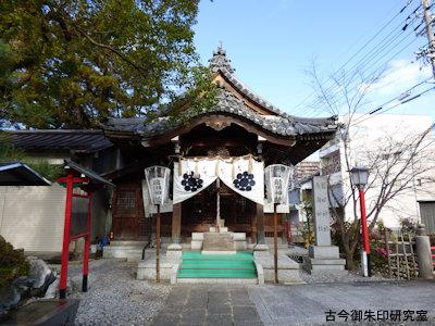 廣瀬神社・龍田神社