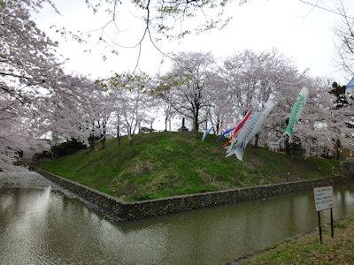 蔵王堂城跡
