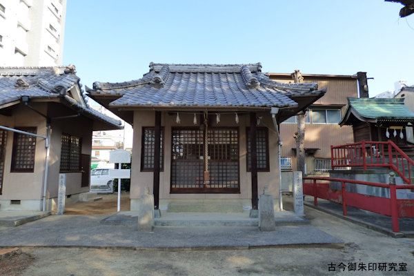 勝山八幡神社